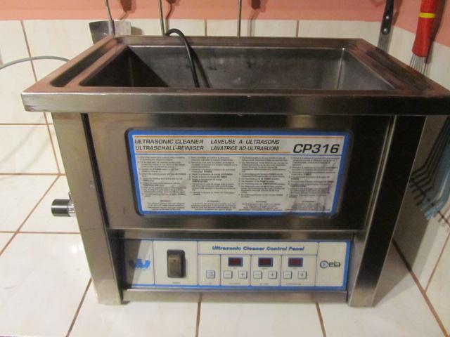 Ogromny CEIA CP 316 włoska myjka ultradzwiękowa cyfrowa - 7095035921 PV39