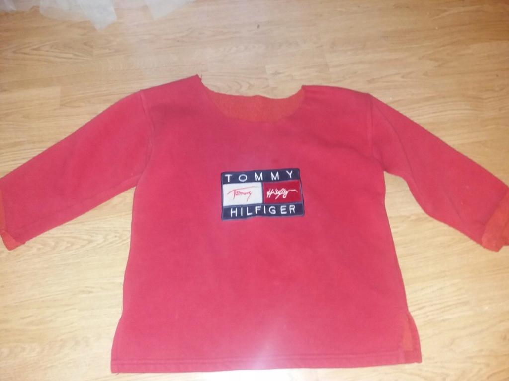 d510a623a4a7b Hilfiger bluza 164 cm Tommy Hilfiger - 7724540682 - oficjalne ...
