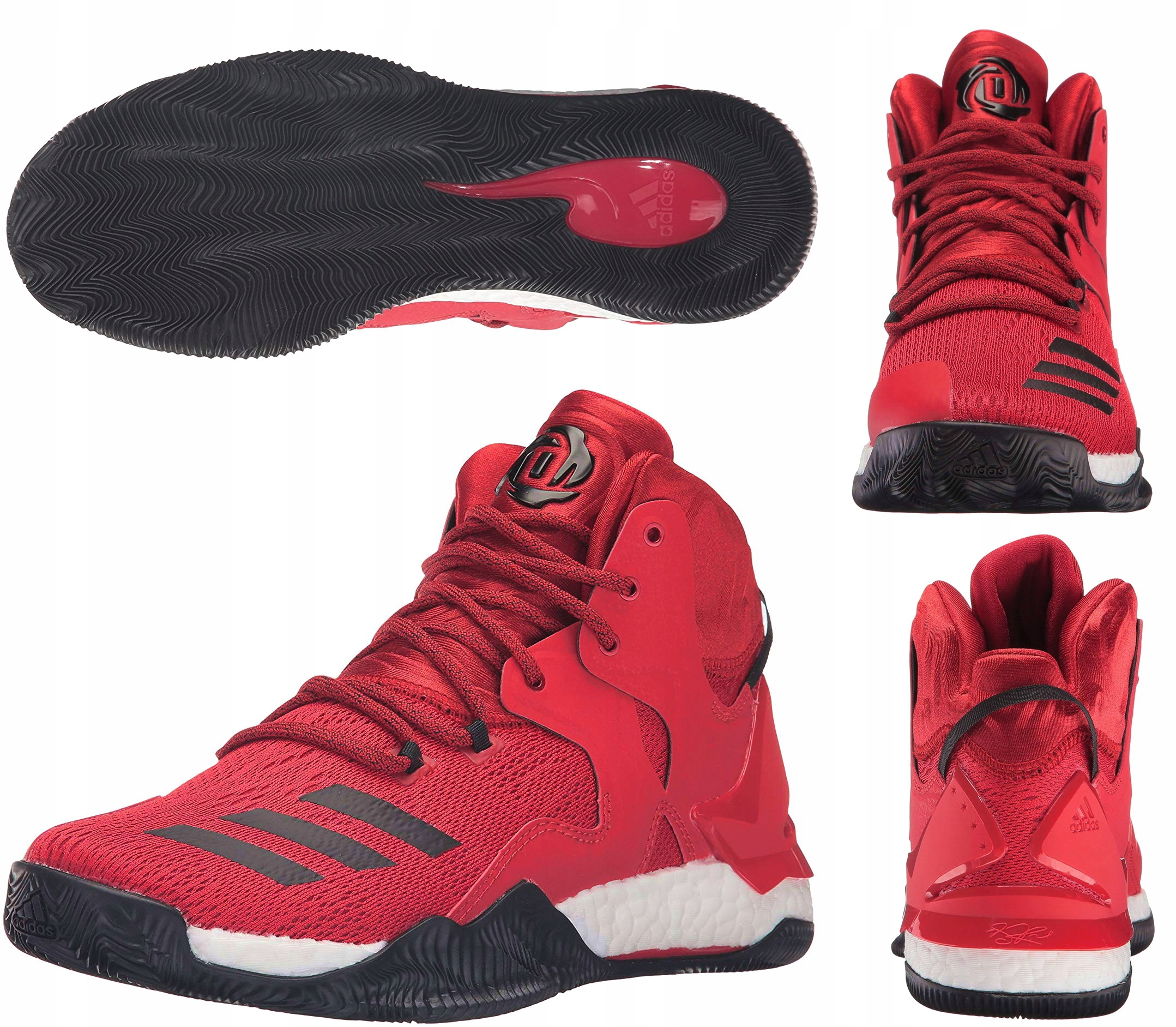 new product 5d87c 401ca Adidas D Rose 7 Boost buty koszykarskie - 48