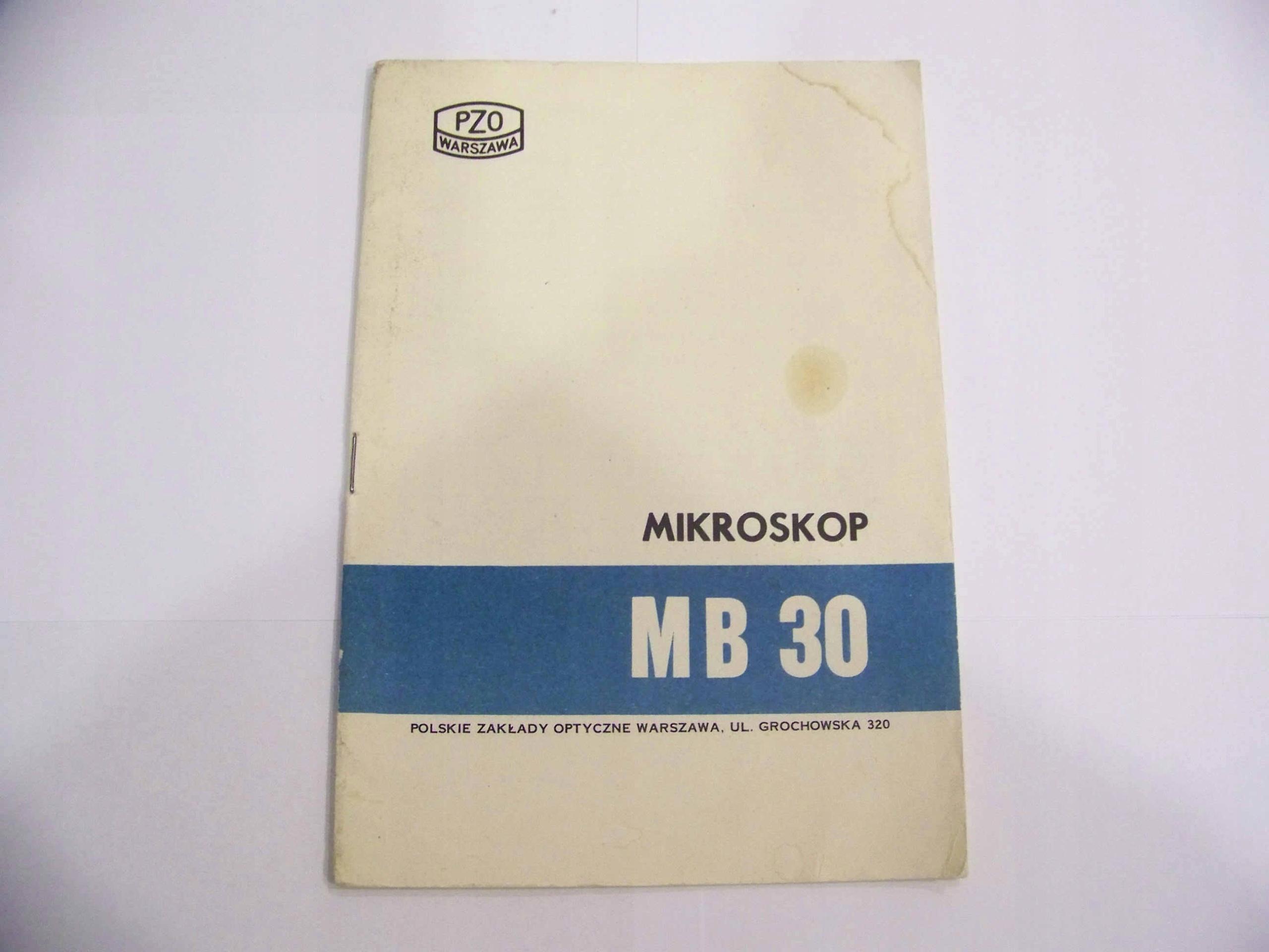 Mikroskop biologiczny mb instrukcja oficjalne