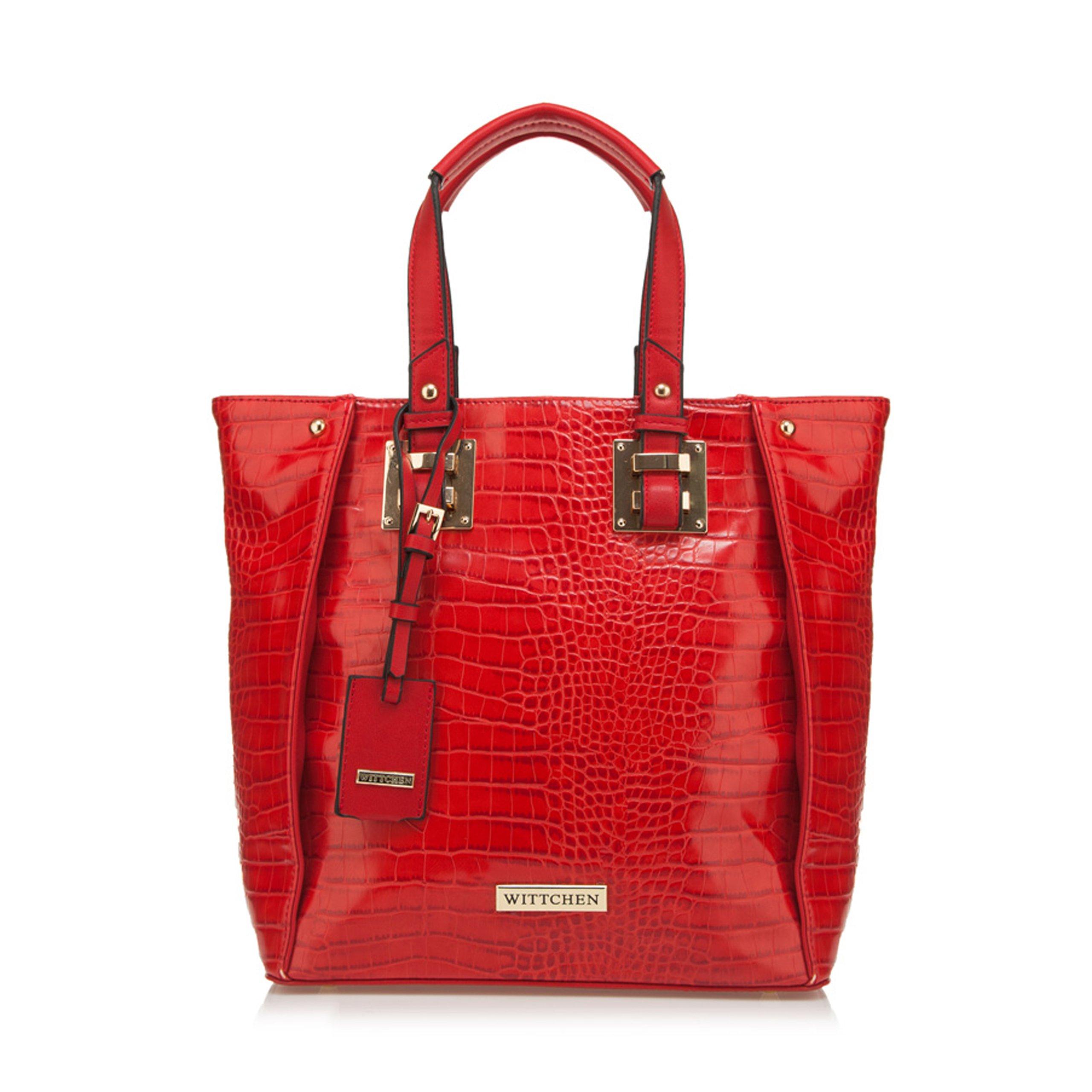 da7a879070ff4 Torebka Wittchen YOUNG Shopper Bag 85-4Y-757-3 - 7038849414 ...