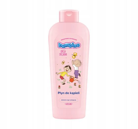 Bambino Płyn do kąpieli - Dzieciaki - 400 ml.