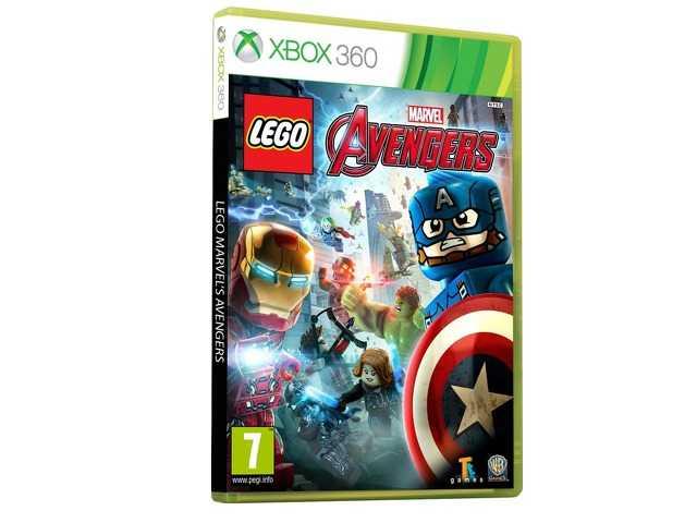 f3189e0d6 Gra XBOX 360 Lego Marvel Avengers FOLIA PL SKLEP - 6944338959 ...