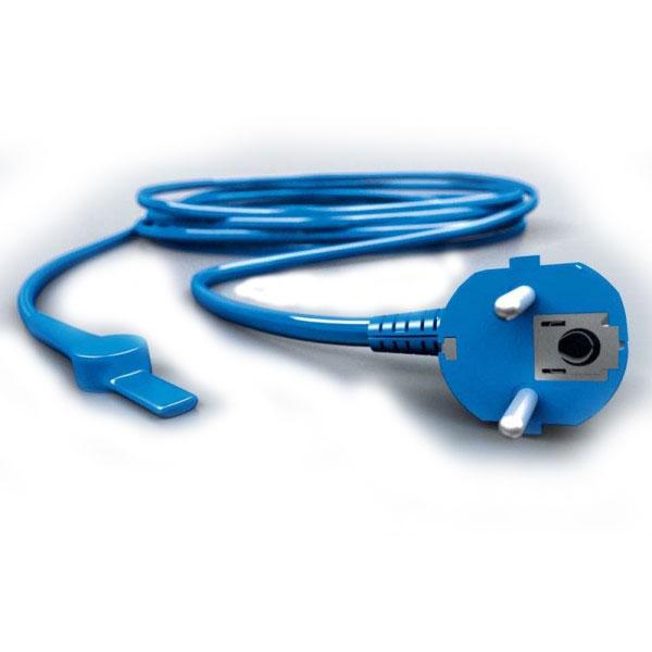 Kable grzewcze do rur z termostatem - 10W - 1m 9mm