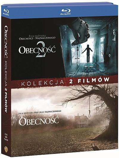 OBECNOŚĆ 1+2 pakiet BOX Blu-ray film
