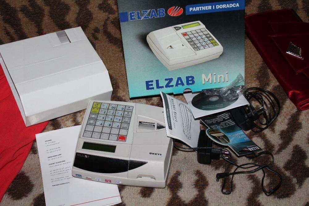 Ogromny Kasa fiskalna ELZAB MINI używana - 7614108790 - oficjalne archiwum VG91