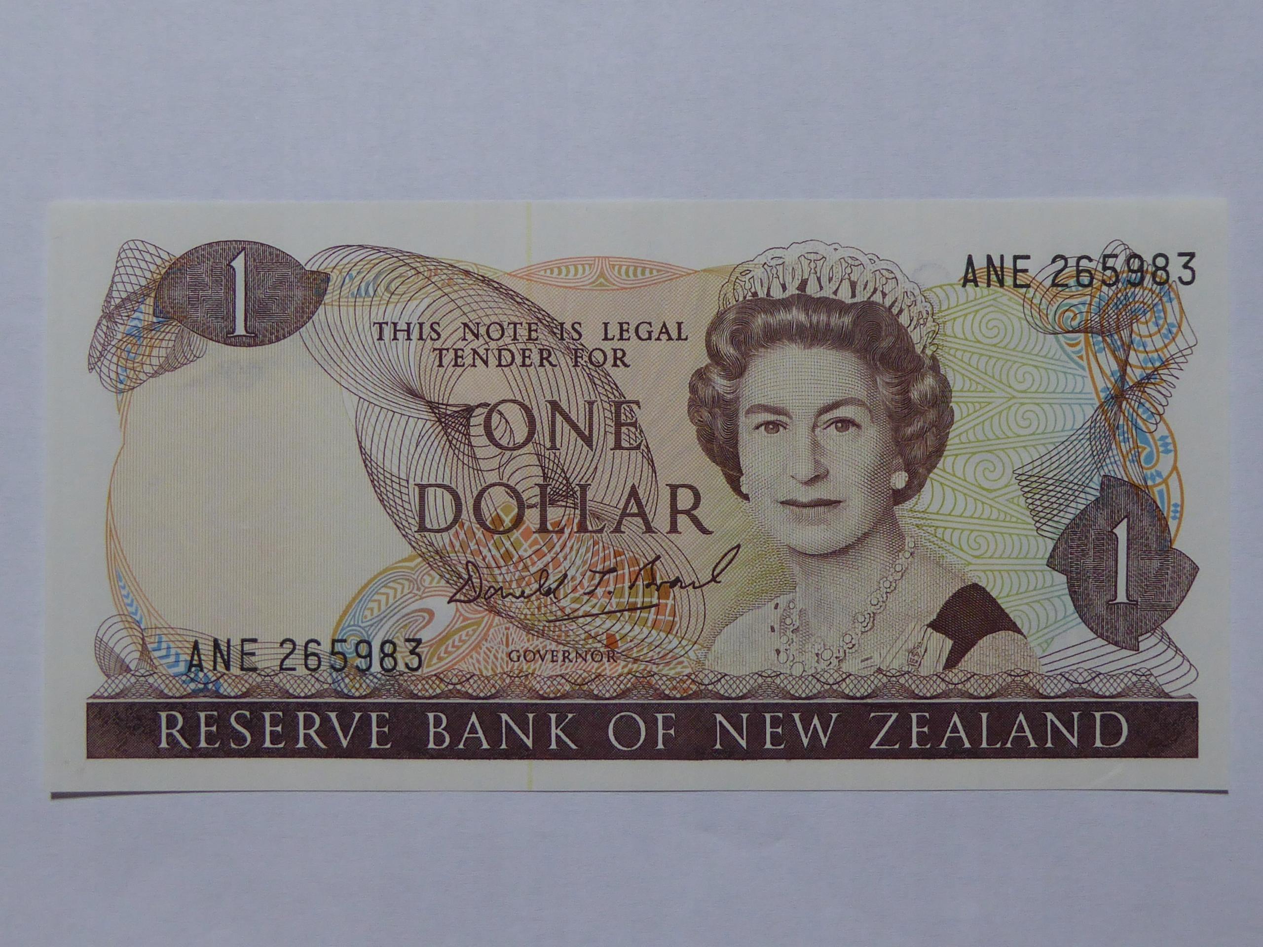 1 Dolar Nowa Zelandia - 132