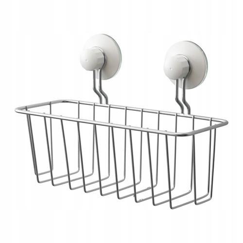IMMELN kosz do prysznica półka koszyk IKEA
