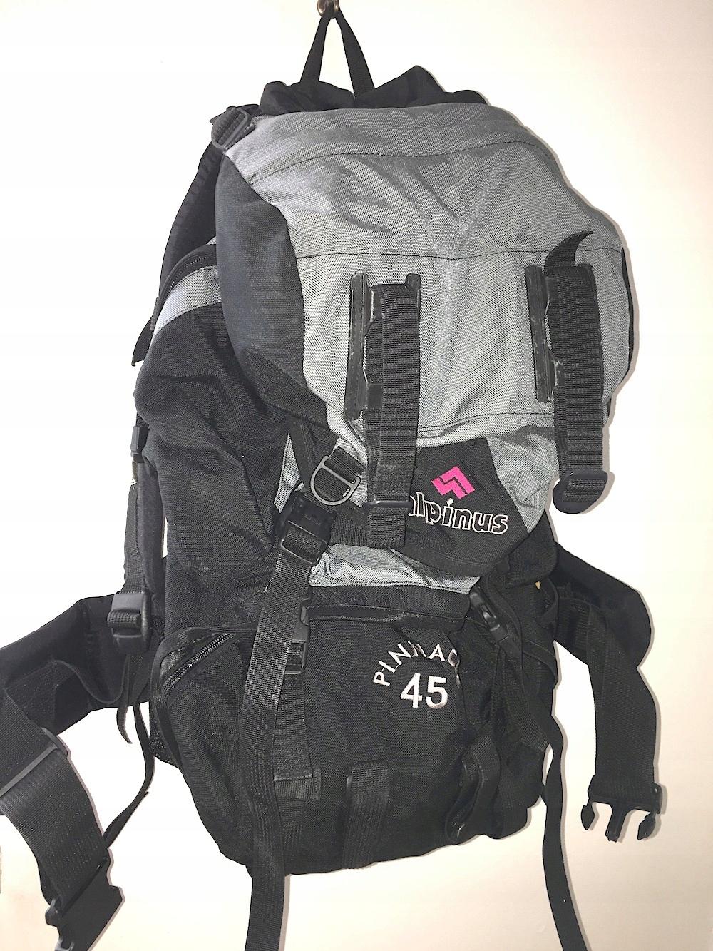 8cc715aa3034f Plecak Alpinus Pinnacle 45 używany - 7564197699 - oficjalne archiwum ...