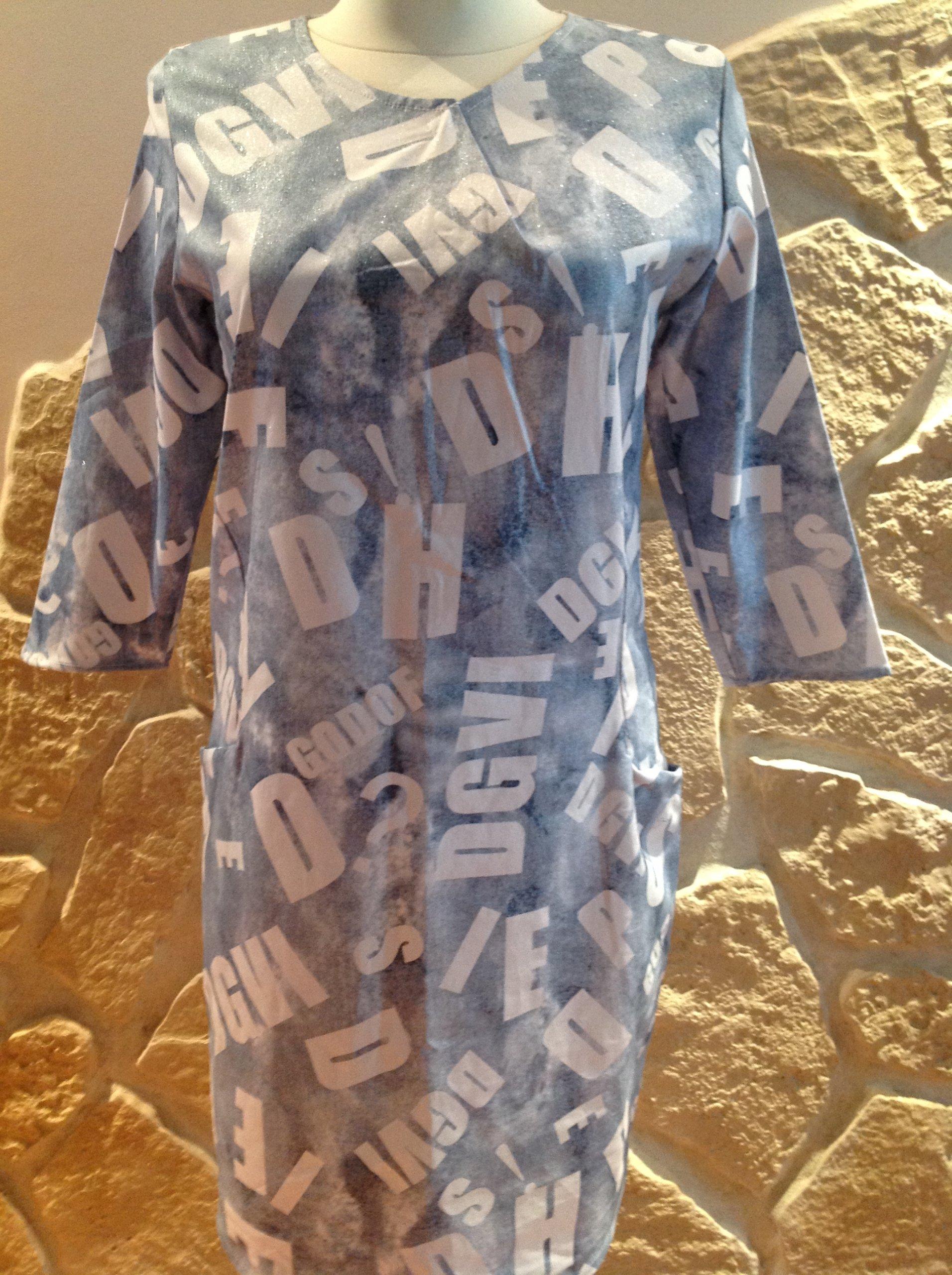 ITALY jeansowa Sukienka damska r. 36/38