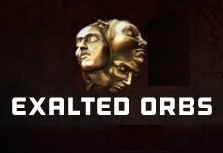 10 EXALTED ORB POE DELVE SC OD GRACZA