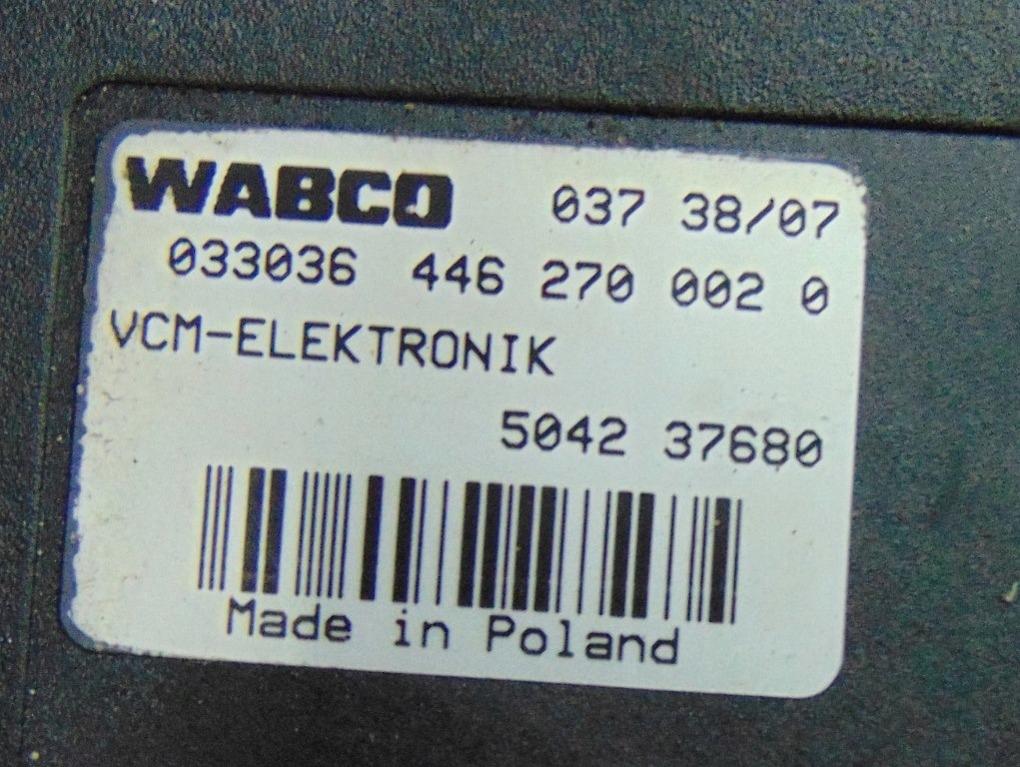 IVECO EuroCargo 120E18 07 STEROWNIK VCM 4462700020 - 7684605357