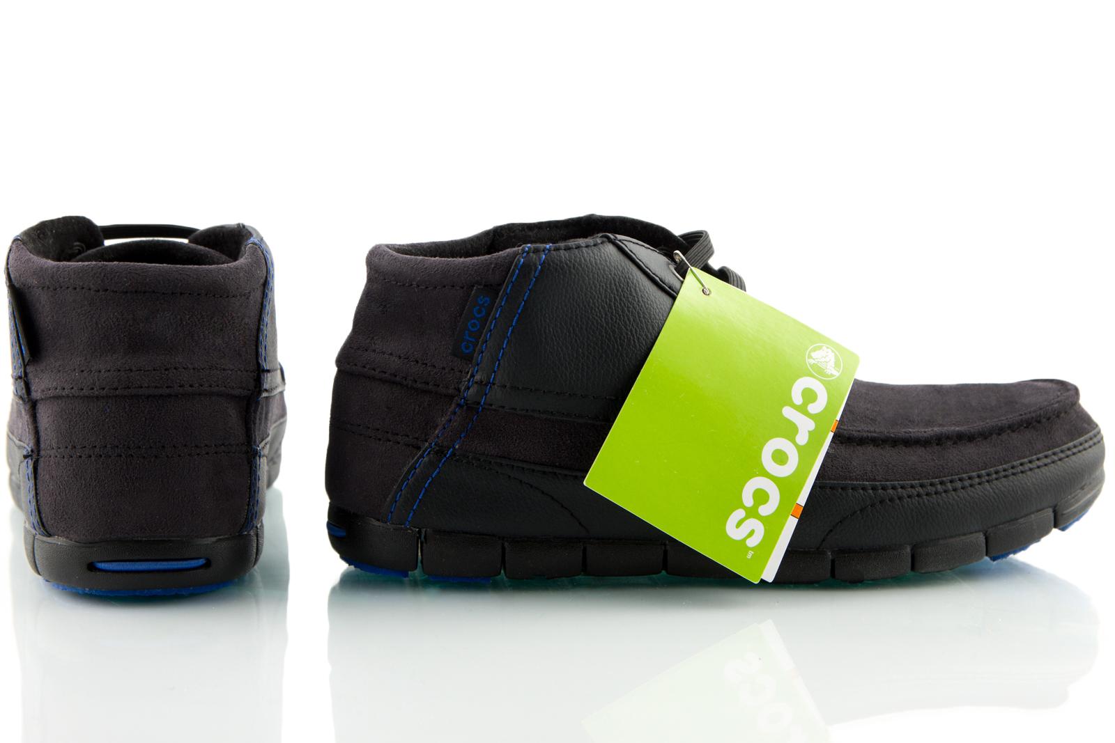 Zjednoczone Królestwo gorąca wyprzedaż różne kolory Buty CROCS STRETCH męskie WYPRZEDAŻ r M8 41-42