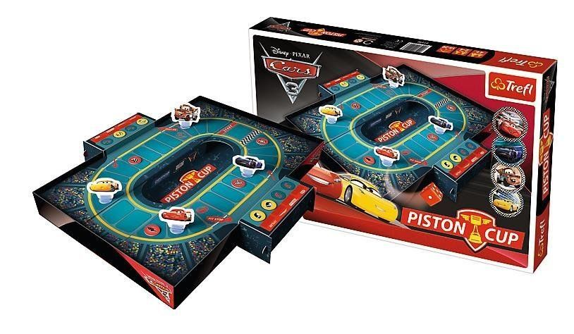 Piston Cup TREFL SUPER GRA