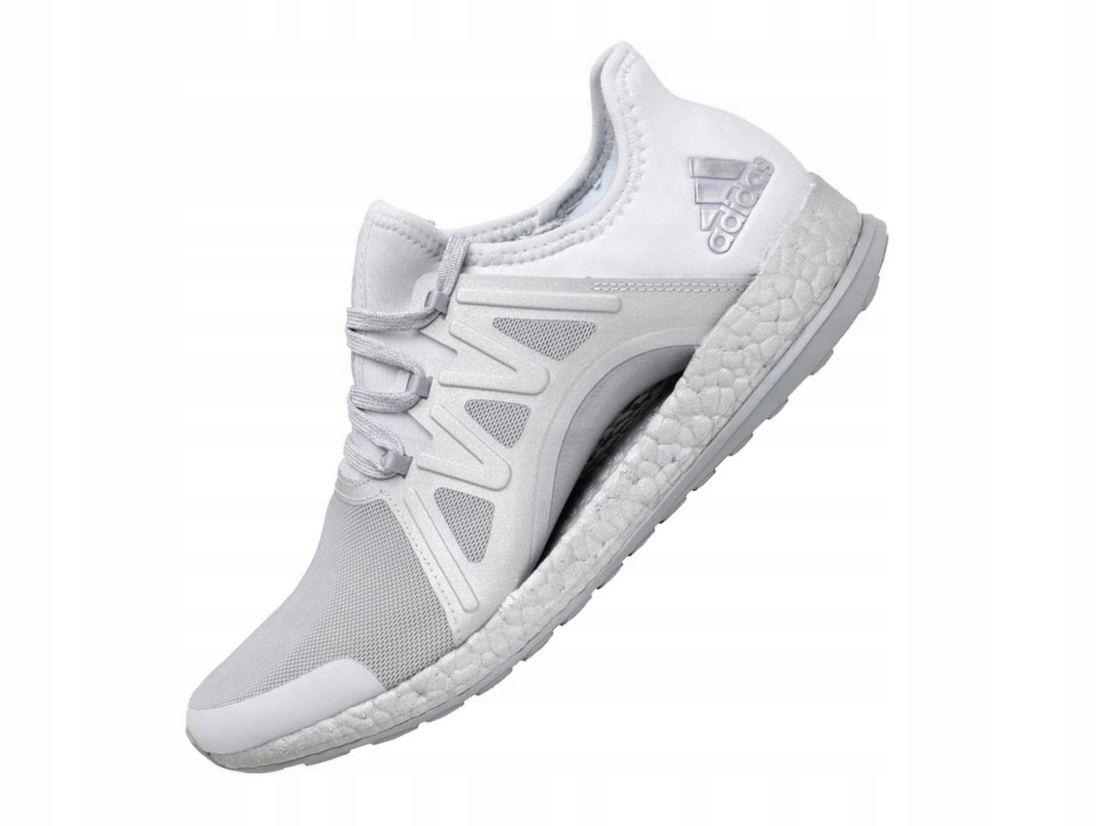 7d87f7dafc390 Buty Damskie Adidas PureBoost Expose Białe 36,7 - 7416152583 ...