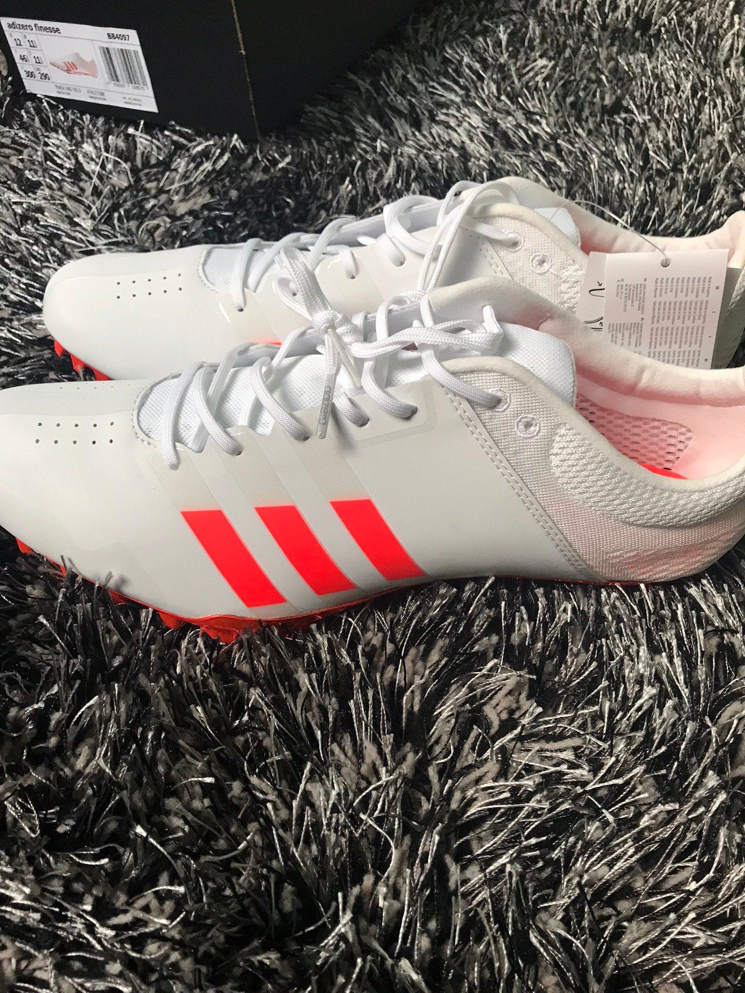 Adidas adizero Finesse Mens Running Spikes