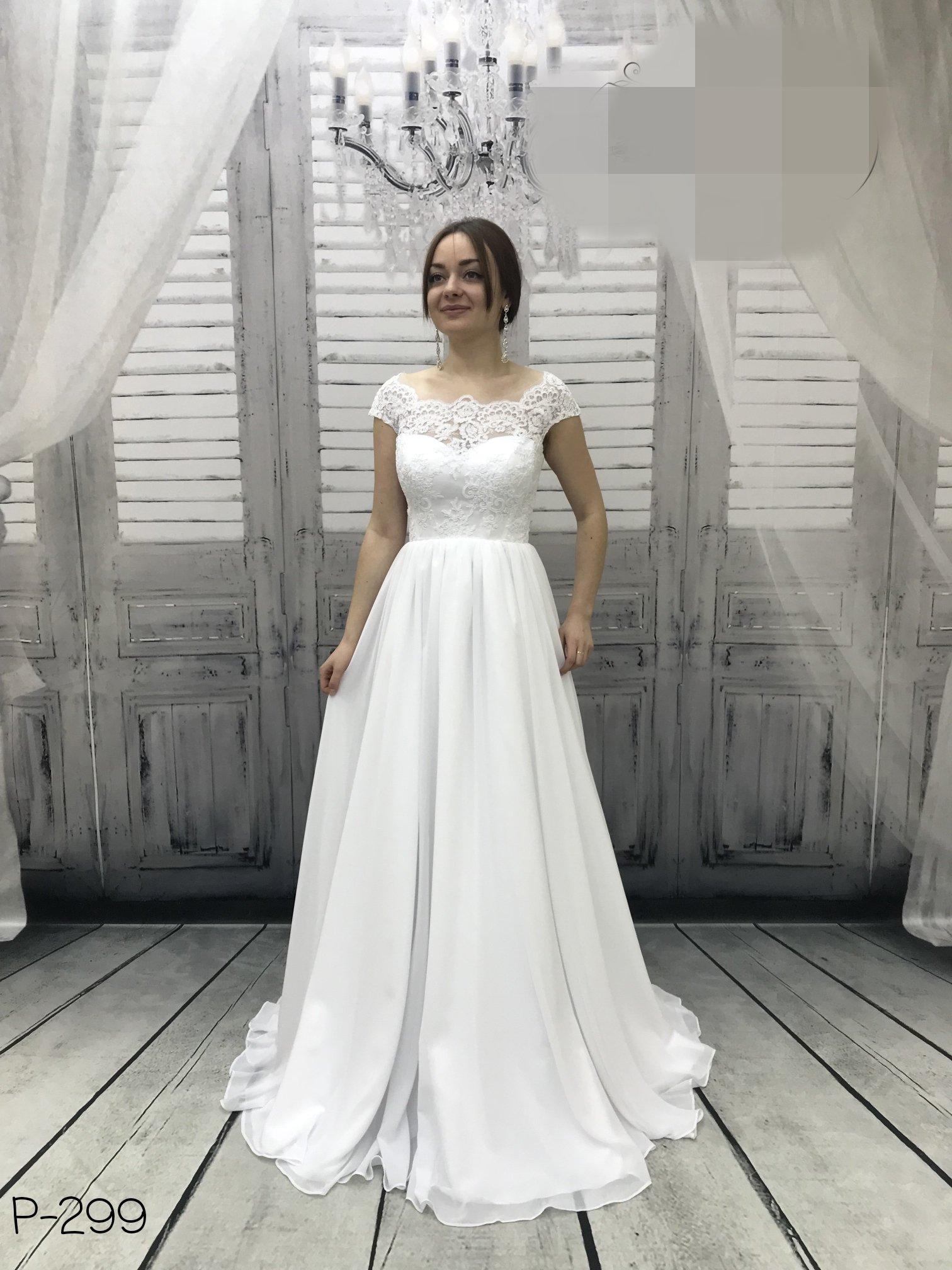 Nowa Suknia ślubna Zwiewna Muślinowa Delikatna 7292299441