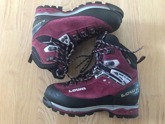 Damskie buty trekkingowe zimowe LOWA GTX r. 37,5