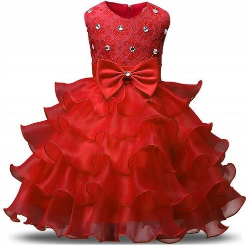 063f97475d sukienka suknia wesele 128   134 - 7526201602 - oficjalne archiwum ...