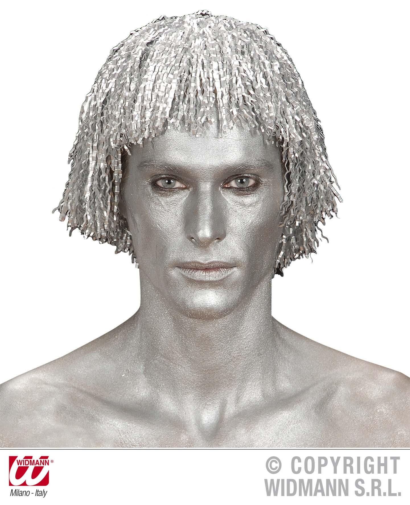 SREBRNA FARBA do malowania twarzy KREM makeup -10%