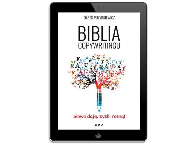 Biblia copywritingu. Dariusz Puzyrkiewicz