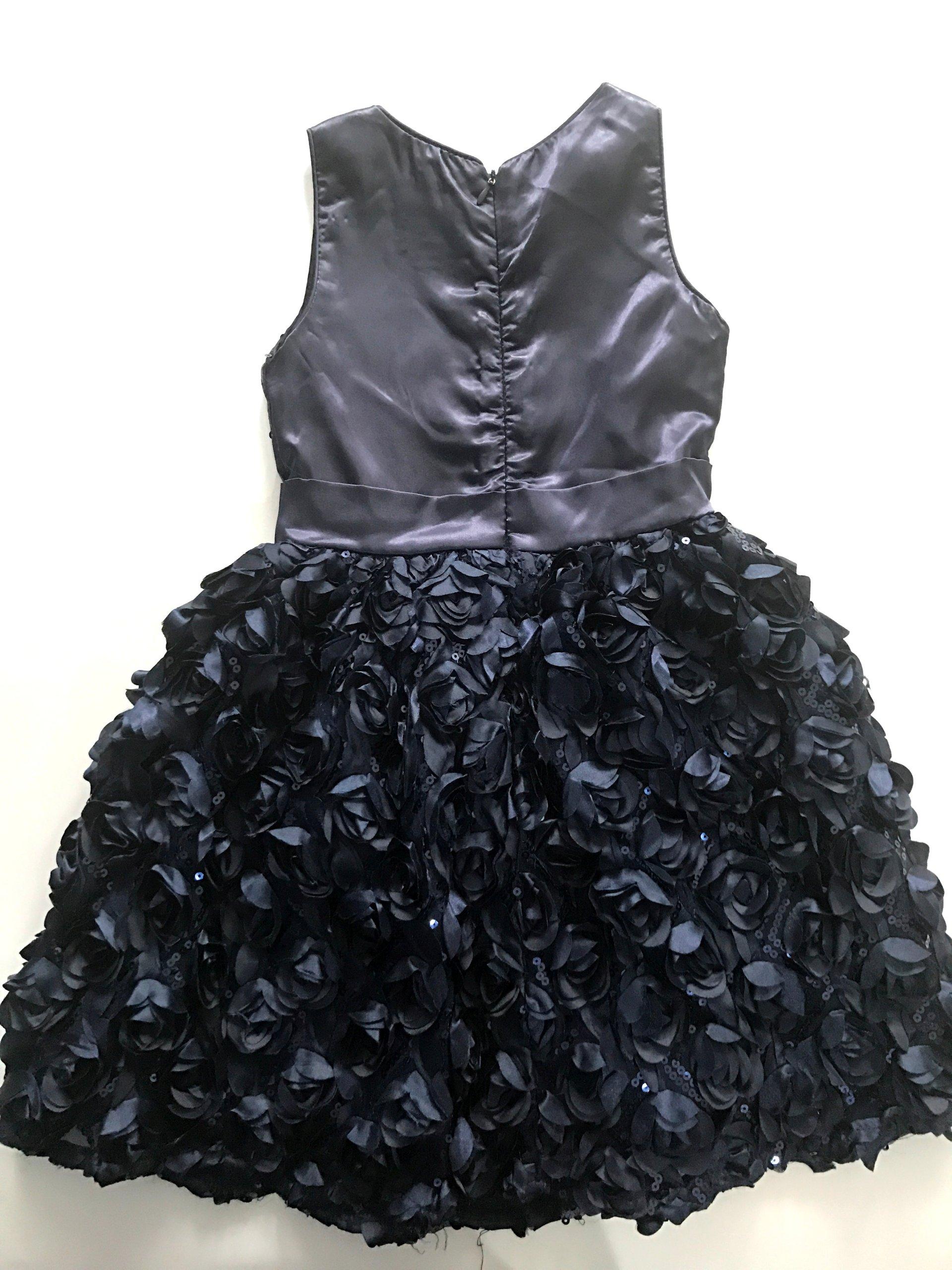 b733683096515b COOL CLUB granatowa wyjściowa sukienka j.NOWA 116 - 7437126321 ...