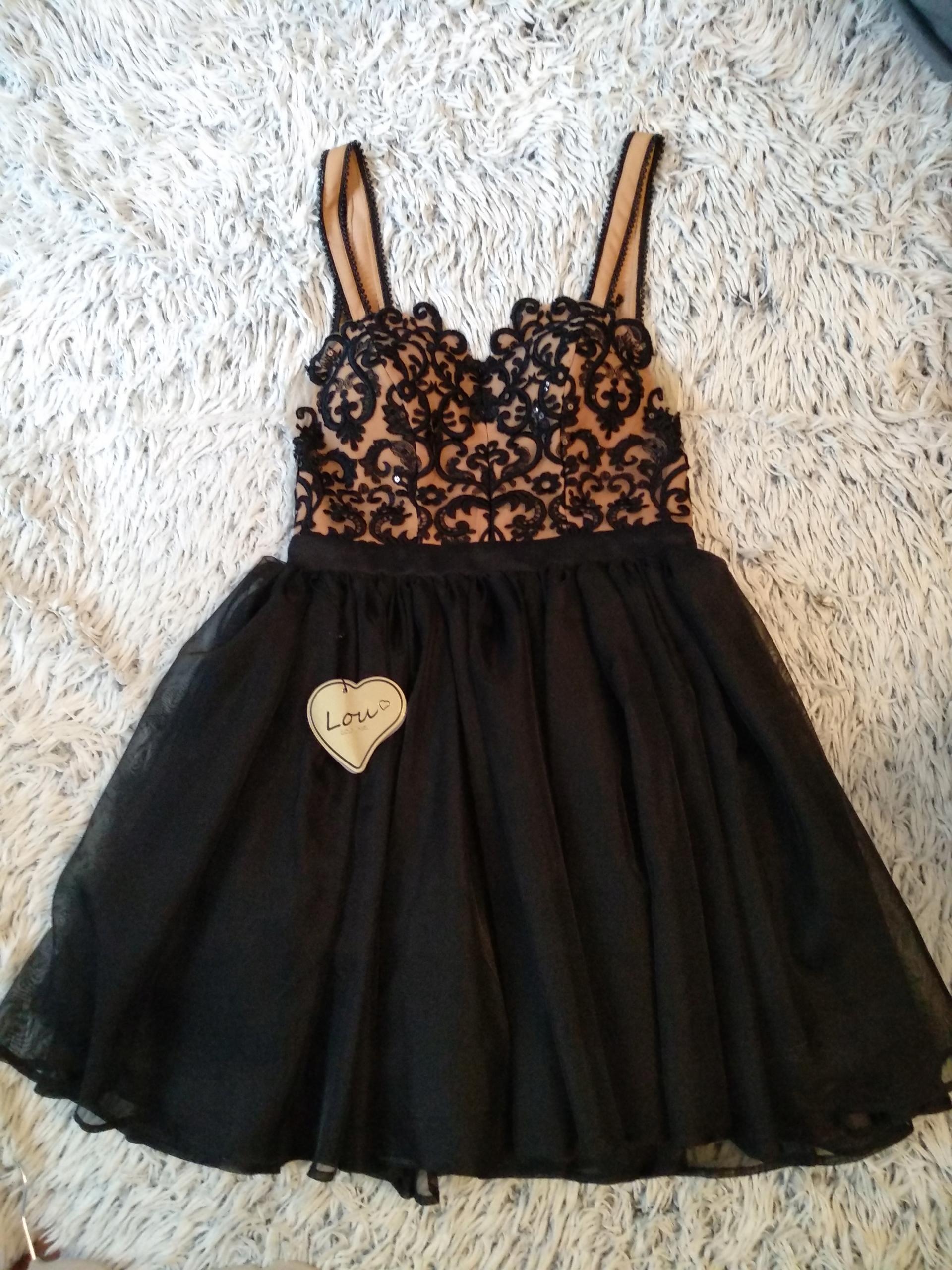 706c3cc93f sukienka lou lodz Nowy w Oficjalnym Archiwum Allegro - archiwum ofert