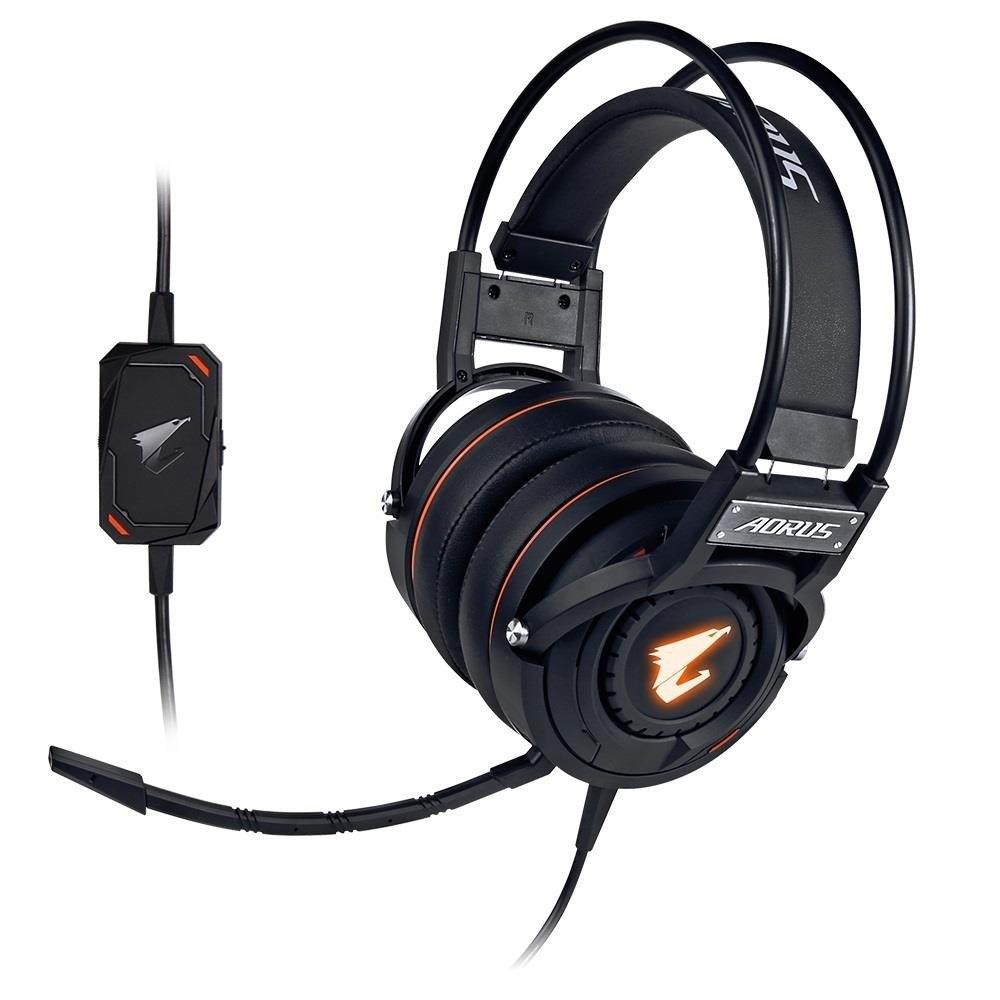 Słuchawki z mikrofonem Gigabyte AORUS H5 Gaming