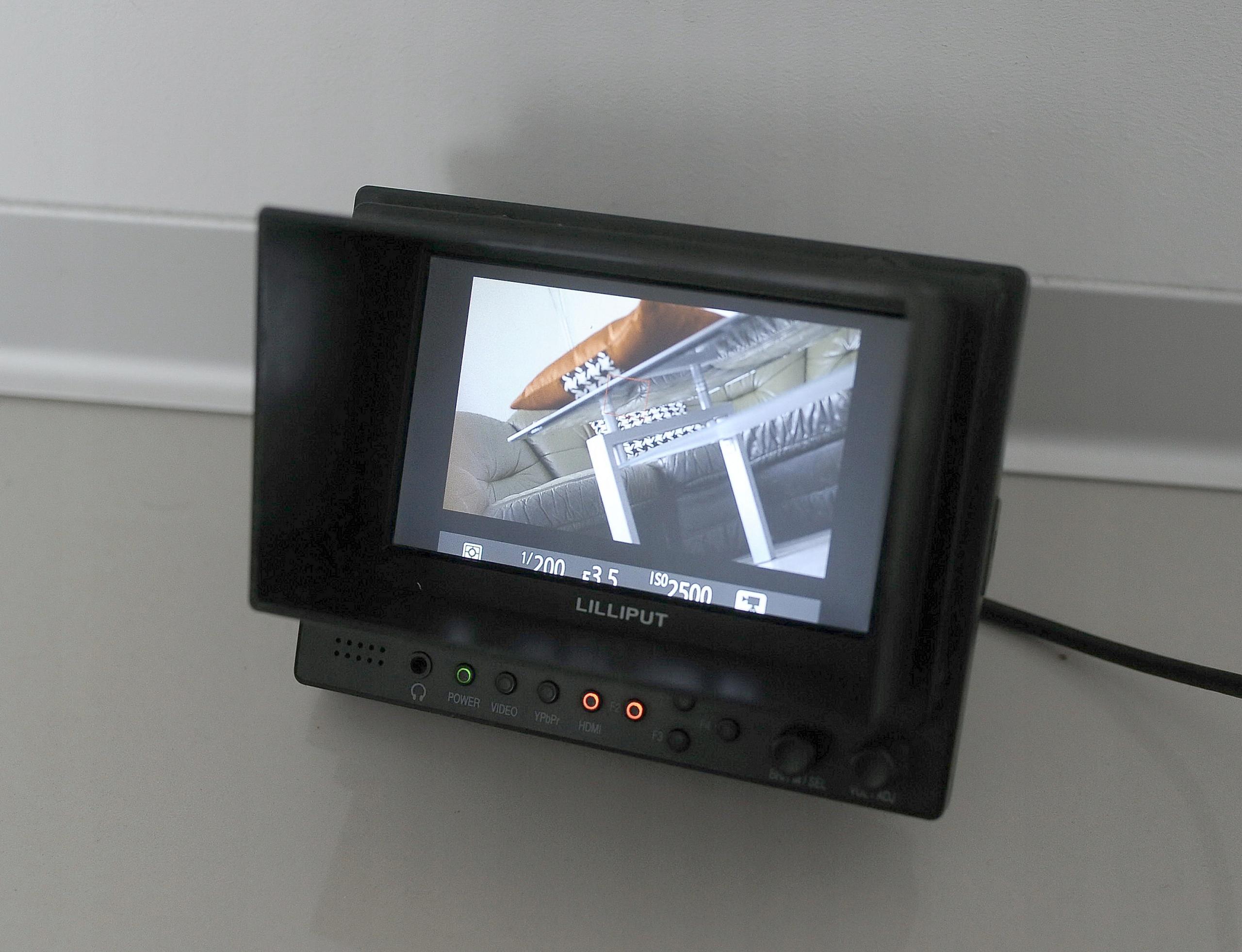 "monitor podglądowy LILIPUT 5"" Tanio"