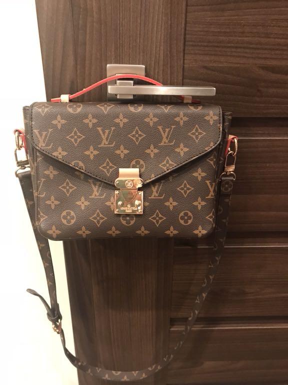 41f07f625abe3 Torebka Louis Vuitton Metis - 7101645355 - oficjalne archiwum allegro
