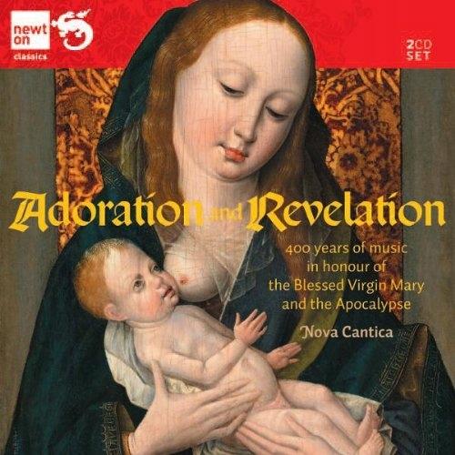 CD Nova Cantica - Adoration And Revelation 400 Yea