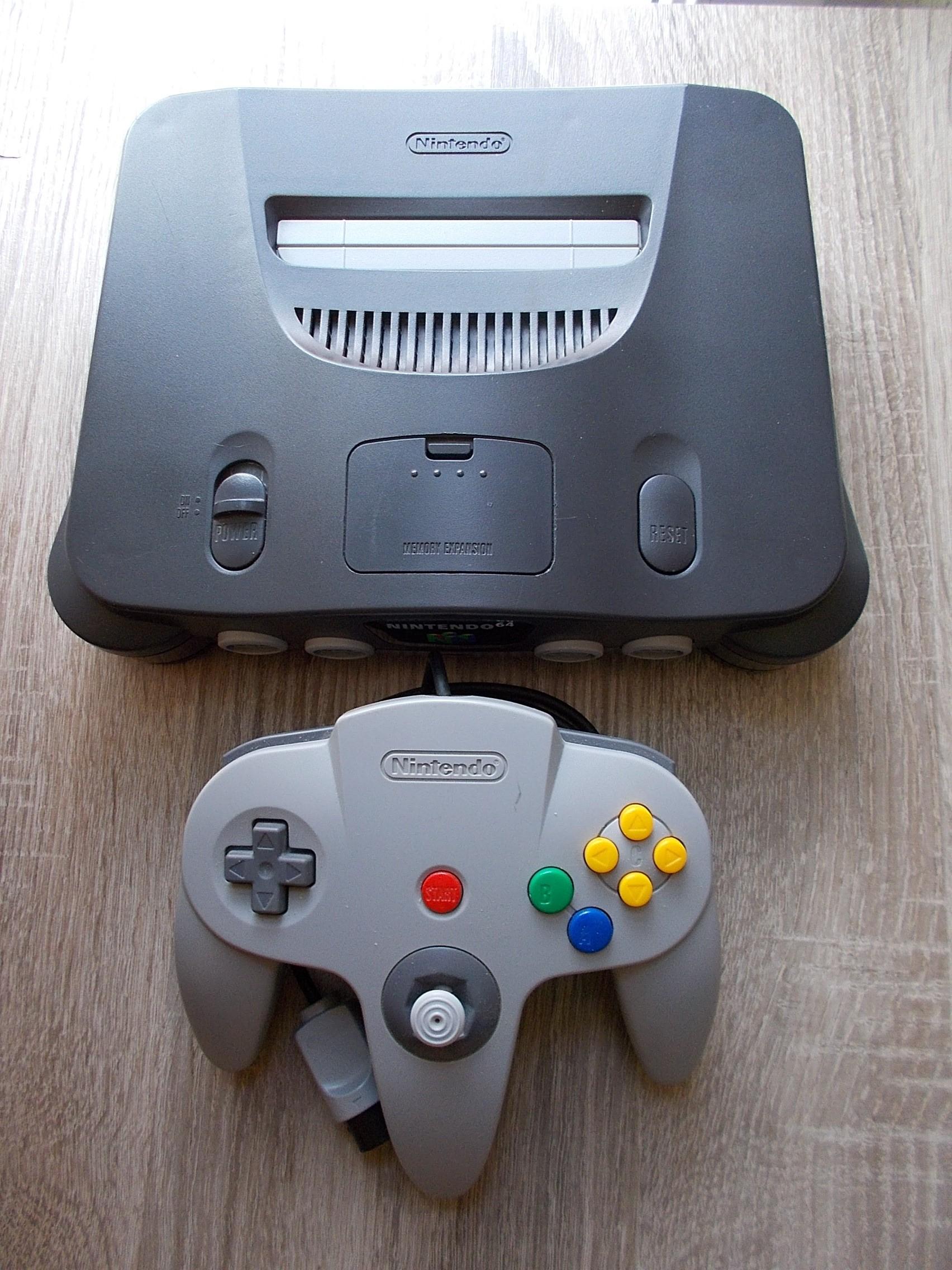 NINTENDO 64 NTSC-USA