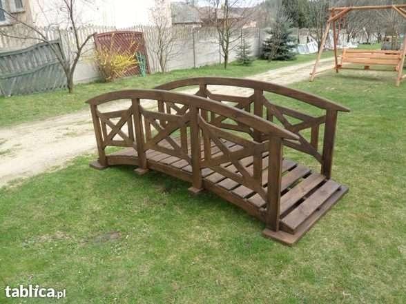 Mostek Ogrodowykladka Oczko Wodne 7614177563 Oficjalne Archiwum