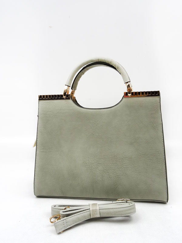 0fe1f6f57a7eb Włoska torebka klasyczna mała szara - 6836305010 - oficjalne ...