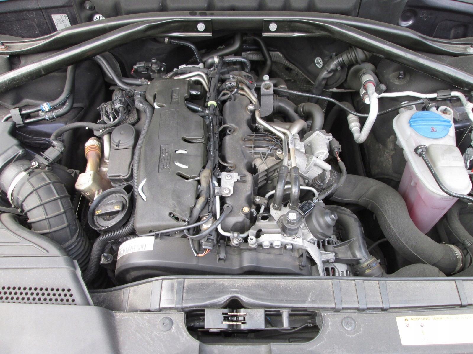 Audi A4 B8 A5 Q5 20tdi 170km Silnik Caha Cah 7427489796