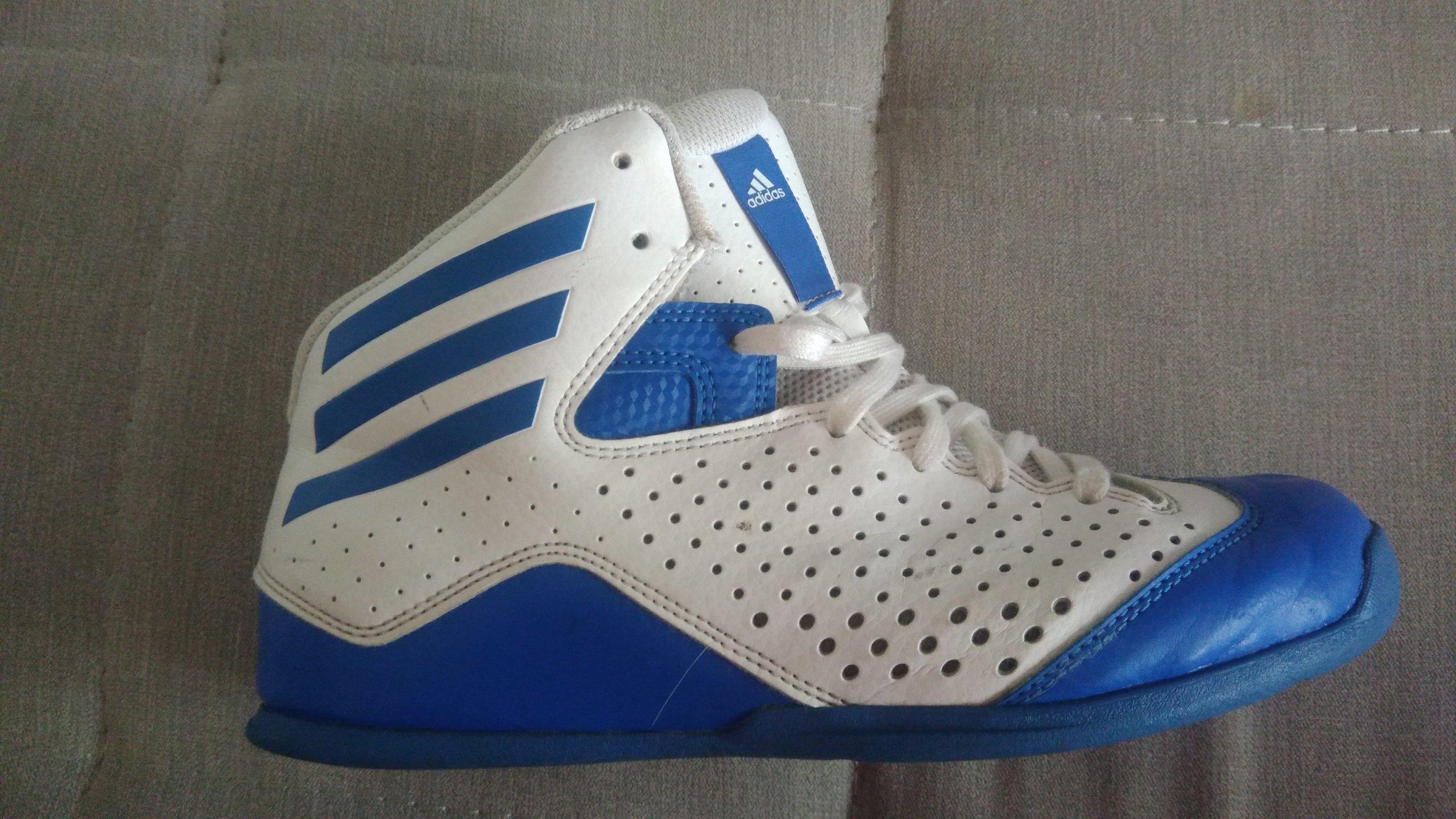 70abce2791ac2 Buty koszykarskie Adidas Next Level Speed 4 Jr B42 - 7325985163 ...