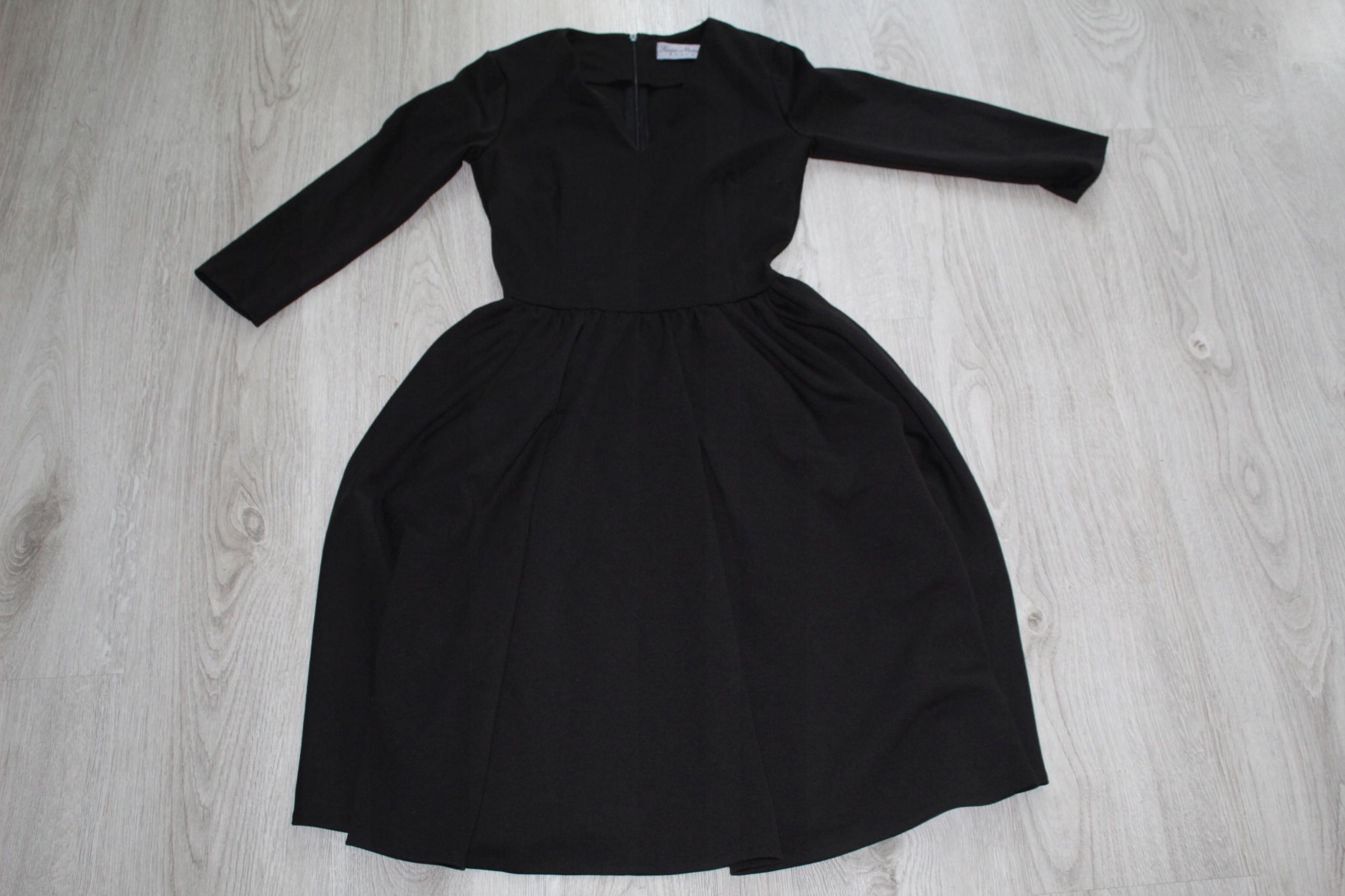 c50f43182d sukienka Kasia Miciak design r. XS idealna - 7604167846 - oficjalne ...