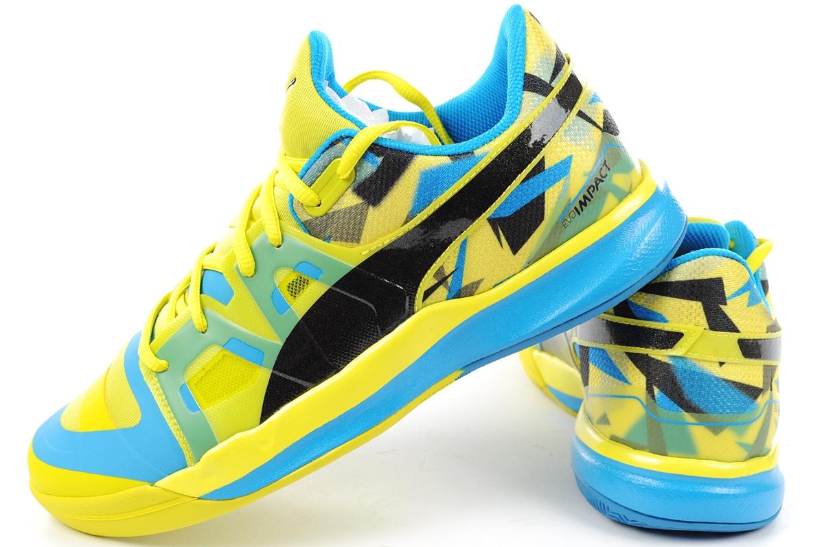 Buty halowe p ręczna PUMA EvoIMPACT 103166 01 40,5
