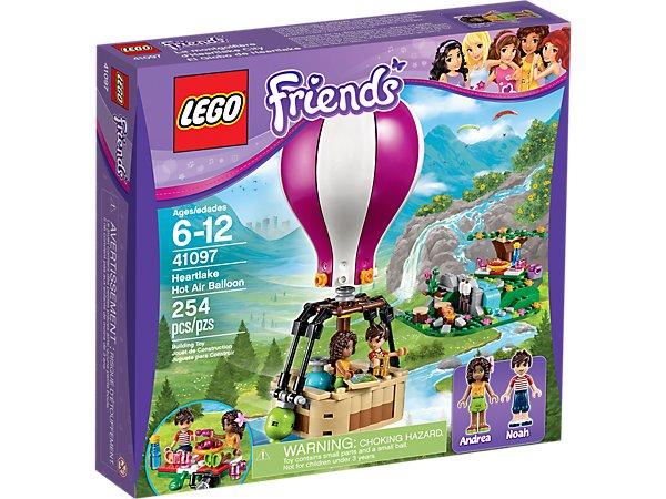 Lego Friends Balon Z Heartlake 41097 7263193564 Oficjalne