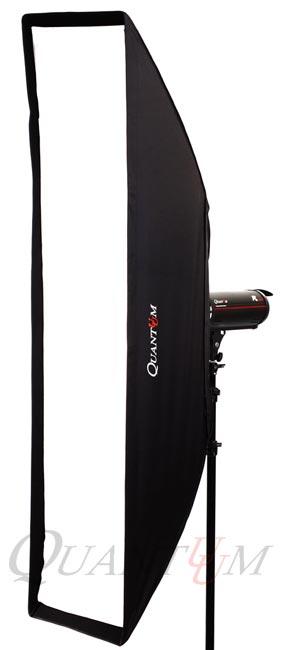 Softbox strip 30x120cm (bowens) - Quadralite