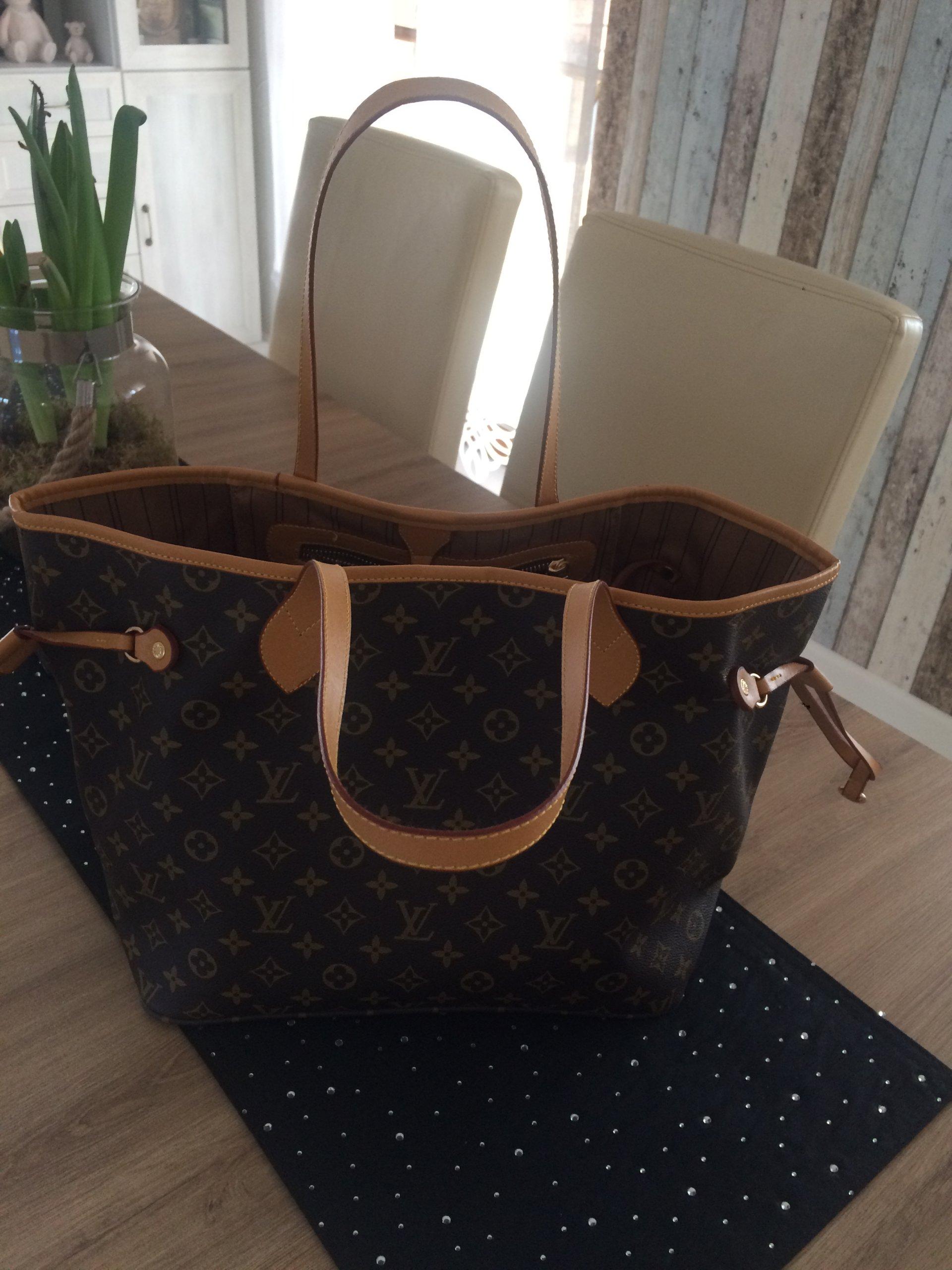 5811d7038ca94 Torebka Louis Vuitton Neverfull MM nowa - 7208993233 - oficjalne ...