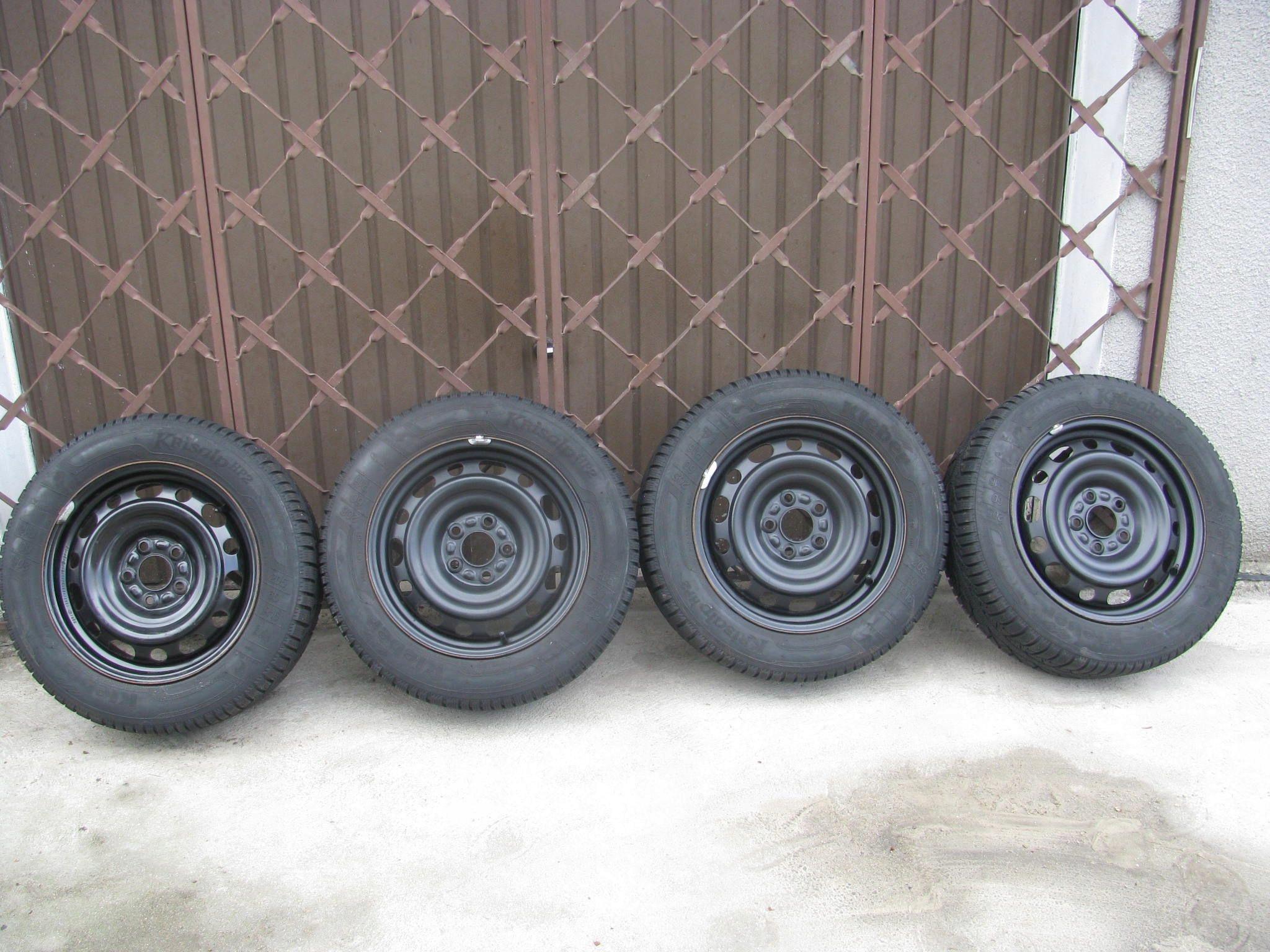 Mazda 3 Koła Felgi Opony 20560 R16 Zima 7676229253 Oficjalne