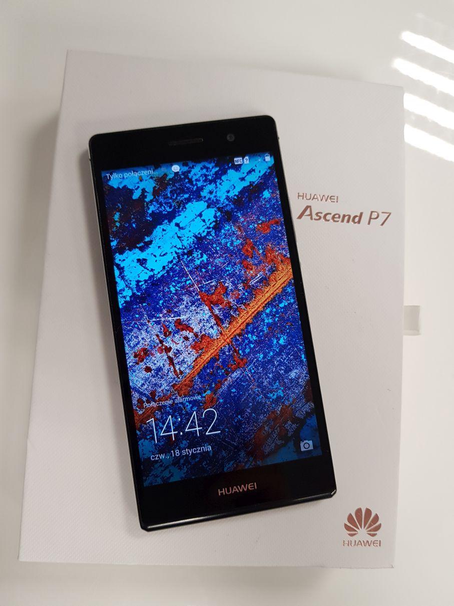 Huawei ascend p7 p7 l10 black warszawa sklep 380