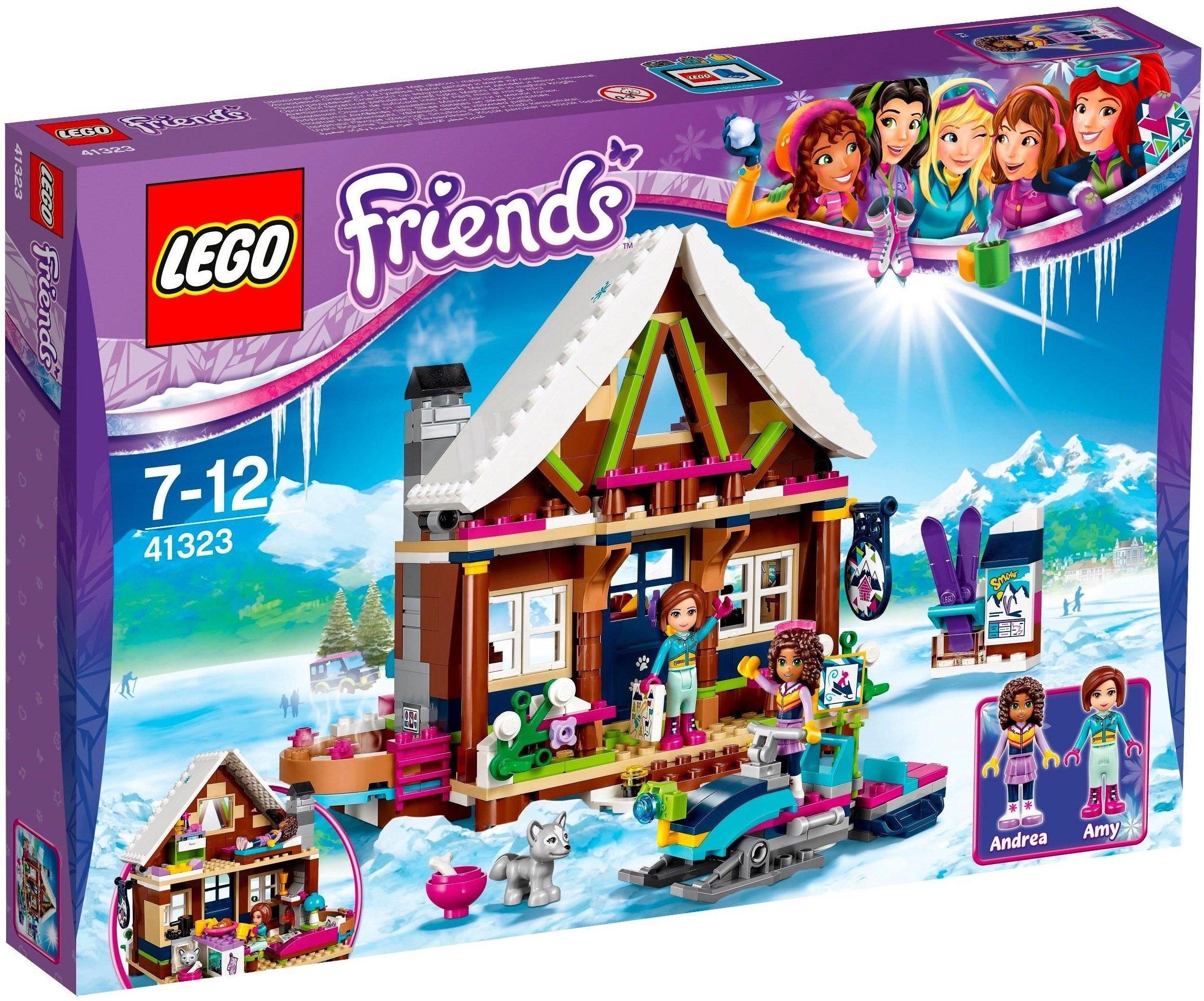 Lego Friends 41323 Górski Domek Kurort Bydgoszcz