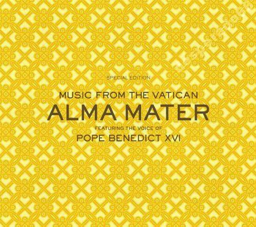 MUSIC FROM THE VATICAN Alma Mater SPECIAL CD+DVD