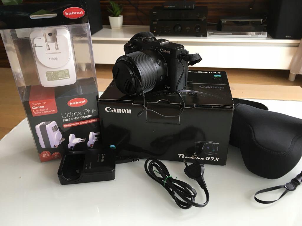 Aparat Cyfrowy Canon Powershot G3x 7468991900 Oficjalne Archiwum G3 X Wi Fi And Nfc
