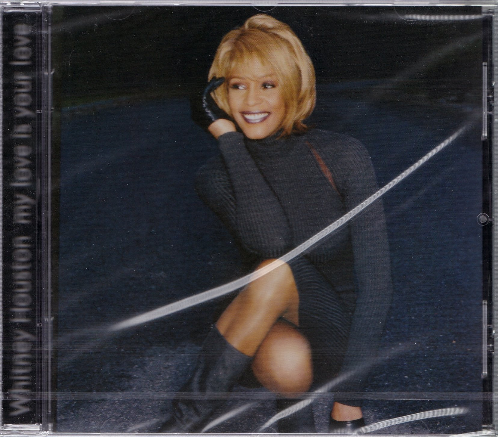 CD- WHITNEY HOUSTON- MY LOVE IS YOUR LOVE (FOLIA)
