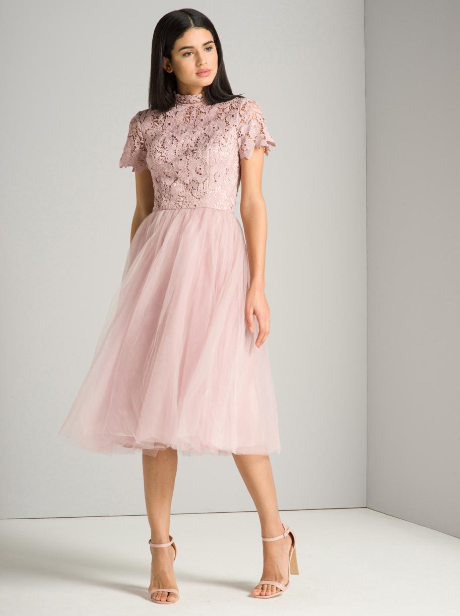 ce4016121d Chi Chi London sukienka S 36 BILLIE koronka wesele - 7394934009 ...