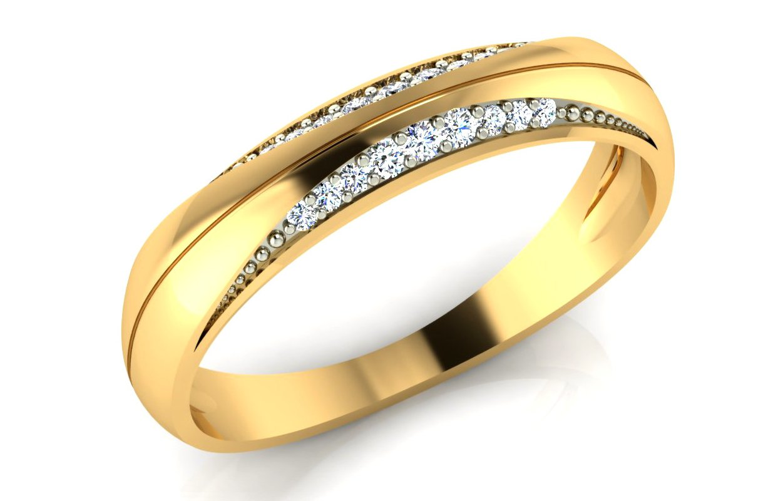 101 Pierścionek Zaręczynowy Obrączka Złoto Grawer 6678899178
