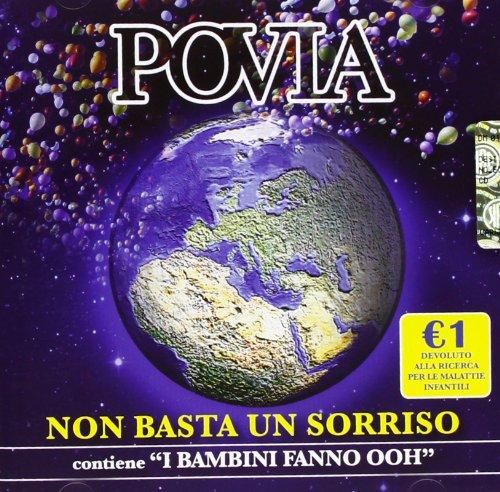 CD Povia - Non Basta Un Sorriso